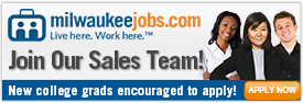 MilwaukeeJobs.com Now Hiring